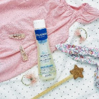 Детский шампунь Mustela