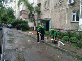 уборка подъезда Бишкек