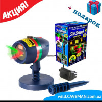 лазерный проектор Новый Год