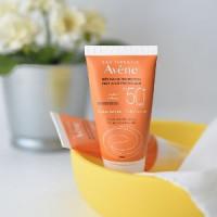 Солнцезащитный крем для сухой кожи Avene spf 50