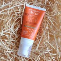 Солнцезащитный антивозрастной крем Avene