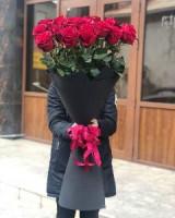 Роза Голландия 90 см