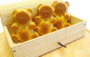Мишка бисквиты на заказ, Печем с удовольствием!