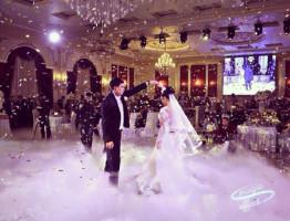 Спецэффекты на свадьбу, праздники и другие торжественные мероприятия