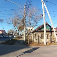 Сдаю дом в центре г.Бишкек на углу ул.Горького и ул.Абая