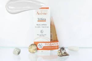 Питательный бальзам Avene trixera + гель 100 мл