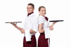 Требуется официантов на постоянную работу.