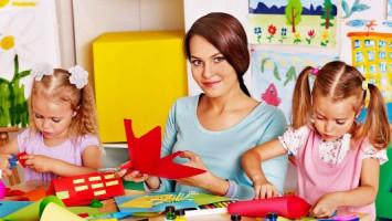 Требуются опытные воспитатели в частный садик