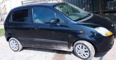 Продаю Матиз 3 Прибалтика 2006 году машина чёрный