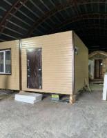 Переносные теплые дома из сип панелей под ключ