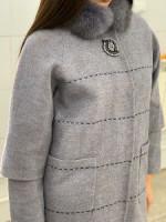Пальто женское производство Турция новый,цена 16000сом уступка есть