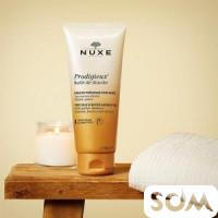 Nuxe масло для ванны