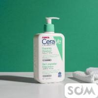 Гель для нормальной и жирной кожи CeraVe