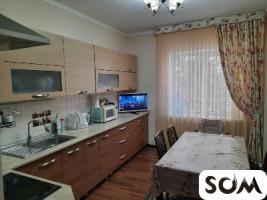 Продаю 3х комнатную квартиру Московия на 1 этаже