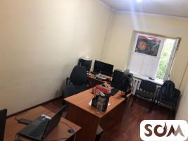 Продаю 3-ком.кв., удобно под офис, с отдельным входом, район Токтогул