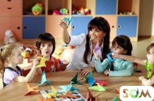 Требуется няня в детский элитный садик