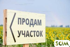 Кызыл-Байрак айылынын кире беришинде, жаны чектен 6 сотик жер сатылат