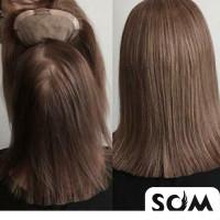 Изделия с натуральных волос