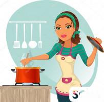 В ресторан требуется повар универсал (женщина), европейская кухня