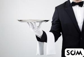 Требуются Официанты с опытом работы