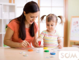 Срочно требуется няня русскоязычная в частный детский сад