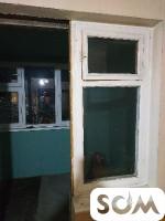 Продаю бу дверь и два окна