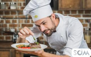 Срочно требуется повар Европейской кухни с опытом работы,