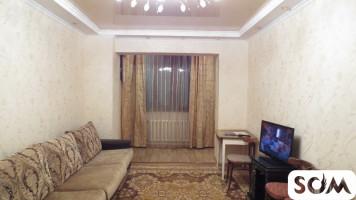 Срочно продаю отличную 3-комнатную квартиру: район Уметалиева-Токтогу