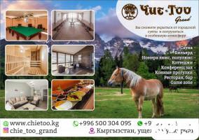 Гостиничный комплекс отель «Чие Тоо Grand»