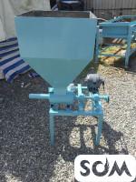 Продаю линию оборудования для производства сухих строительных смесей!