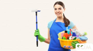 Требуются сотрудники в клининговую сферу (уборка квартир и домов)