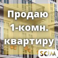 Продаю 1-комнатную квартиру, мкр. Улан-2, дом 24/2, 11 000 $, б/п